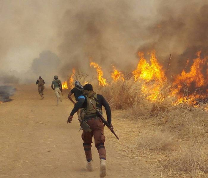Boko Haram Attack Leaves Seven Nigerian Soldiers Dead