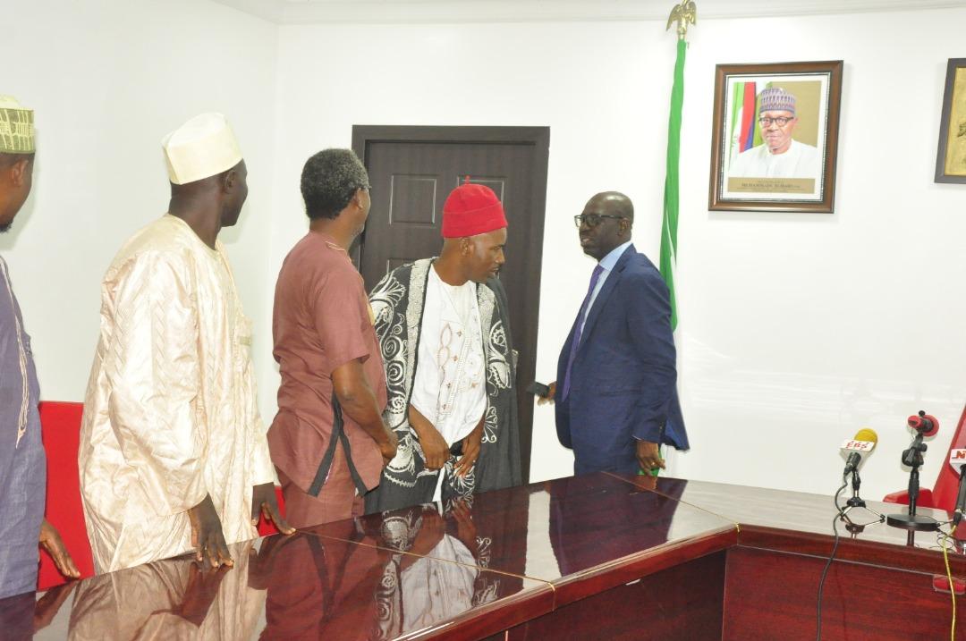 Photo of Security: Hausa-Fulani Community Begins Biometric Verification in Edo State
