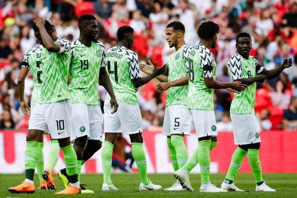 Photo of FIFA Releases Nigeria's Latest Ranking In World Football [Full list]