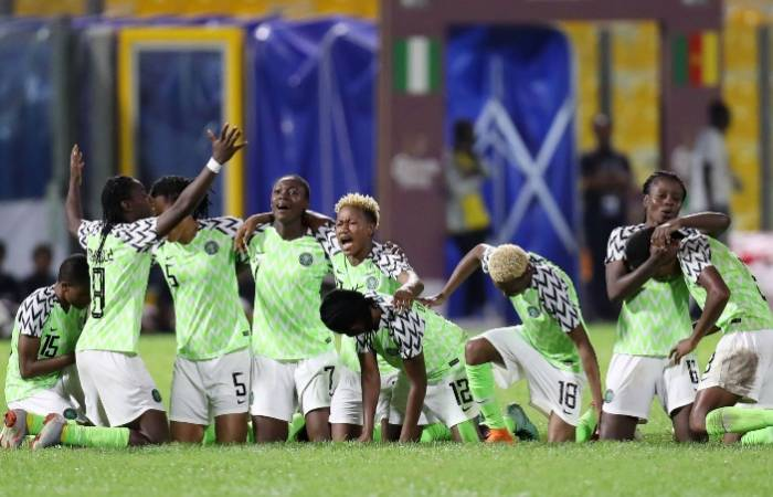 Photo of Super Falcons Defeat Cameroon In AWCON Semi To Reach World Cup