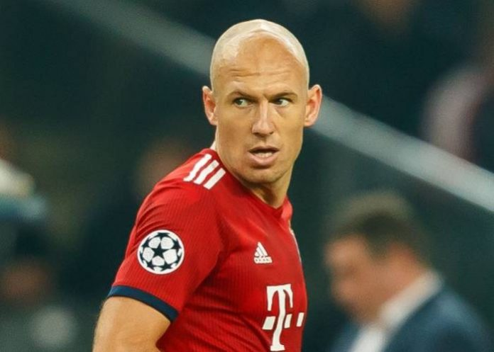Photo of Arjen Robben To Leave Bayern Munich At End Of Season