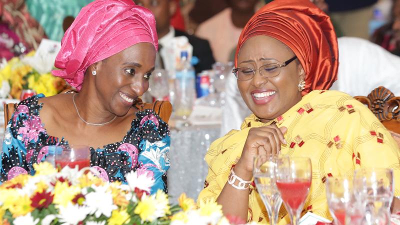 President Buhari Appoints Aisha Buhari, Dolapo Osinbajo As Members Of Drug Abuse Committee