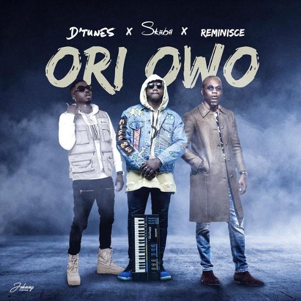 Photo of D'Tunes ft. Reminisce x SkiiBii – Ori Owo