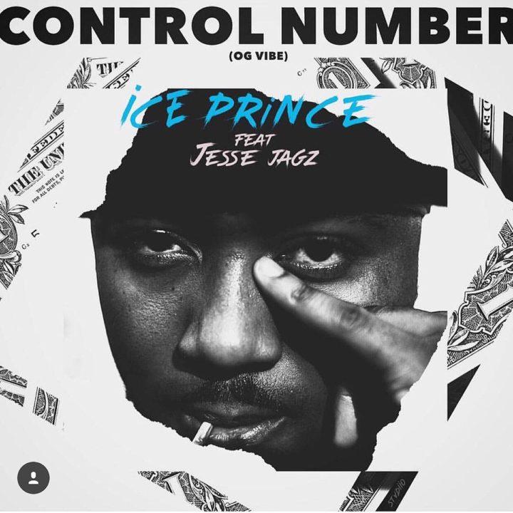 Photo of Ice Prince – Control Number ft. Jesse Jagz