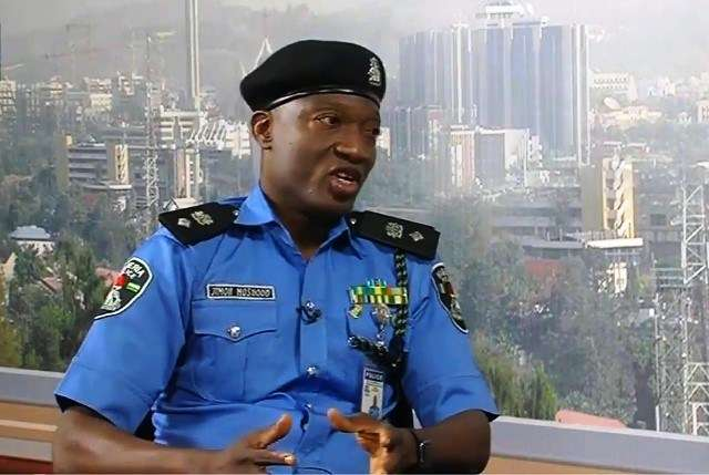 Why we'll continue siege on lawmaker's home – Police