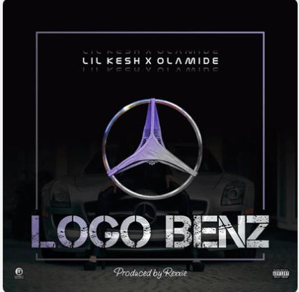 Photo of Lil Kesh ft. Olamide – Logo Benz (Prod. Rexxie)