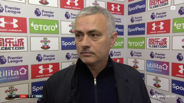 Mourinho Breaks Silence After Manchester United Sacking