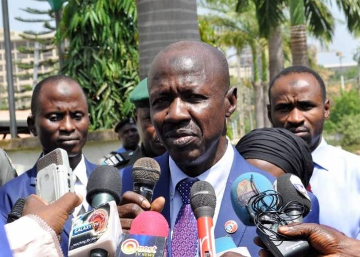 Ibrahim Magu Charges Banks' Compliance Officers On Money Laundering, Terrorist Financing