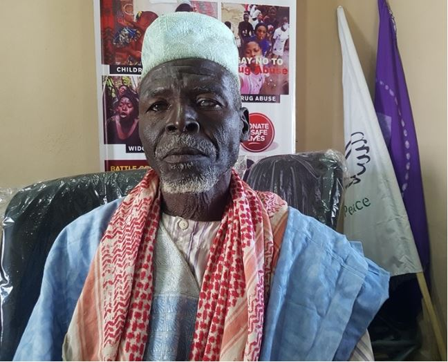 Father Begs His Boko Haram Son To Surrender