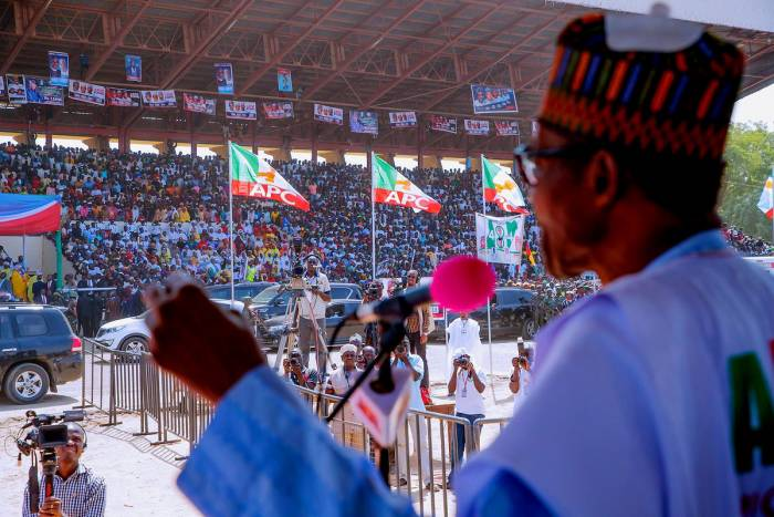 President Buhari In Sokoto, Pledges To Protect Nigeria's Integrity