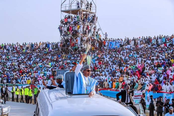 PDP: President Buhari, APC Renting Crowd At Rallies