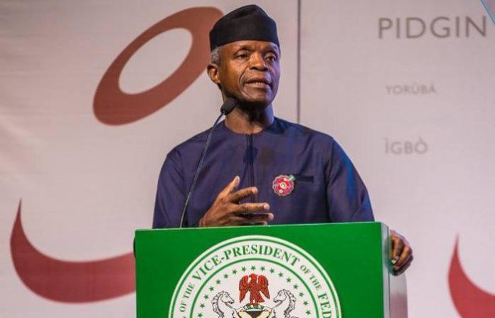 Photo of Osinbajo justifies APC's victory