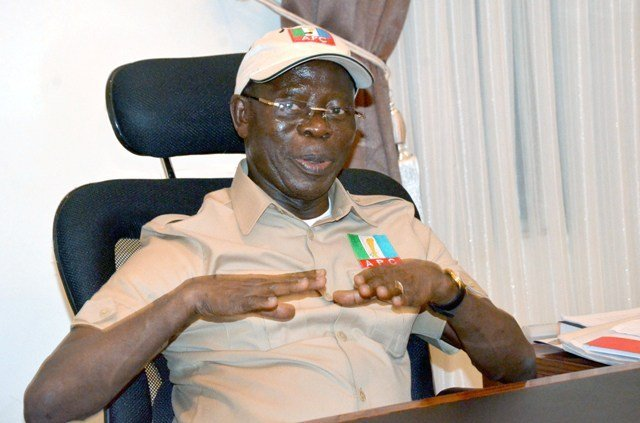 Photo of Senate Committee To Meet With Adams Oshiomhole Over Edo Assembly Crisis