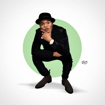 Photo of Wizkid – Jah Bless Me