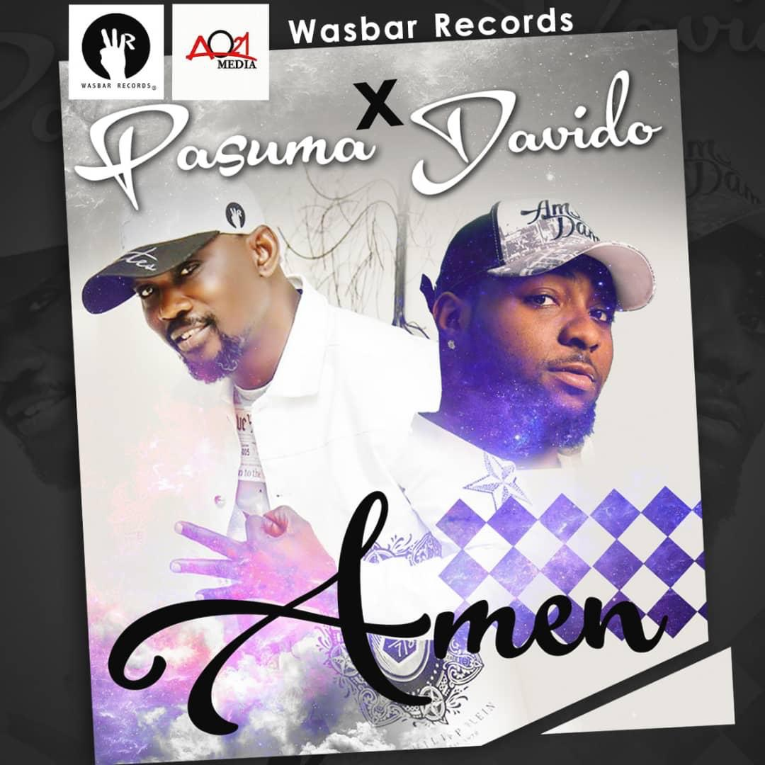 Photo of Pasuma – Amen feat Davido