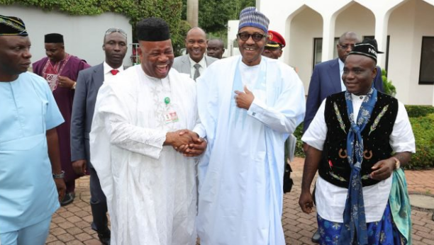 Photo of NDDC: Sack Akpabio, IMC Now – Group Charges Buhari