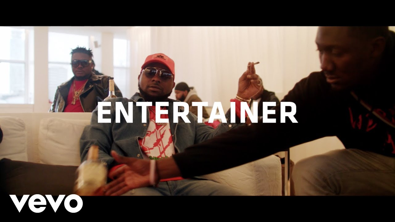 Photo of VIDEO: CDQ x Davido – Entertainer