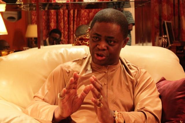 Fani-Kayode hails Tinubu for aspiring to 'become Nigerian President in 2023'