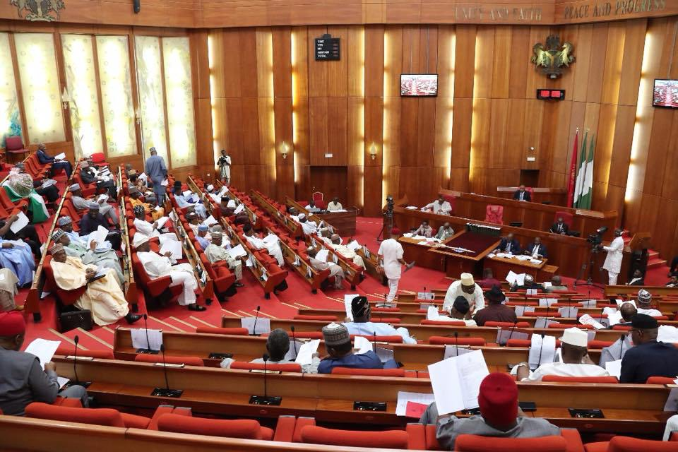 Photo of Senate rejects motion to declare Kogi oil producing State