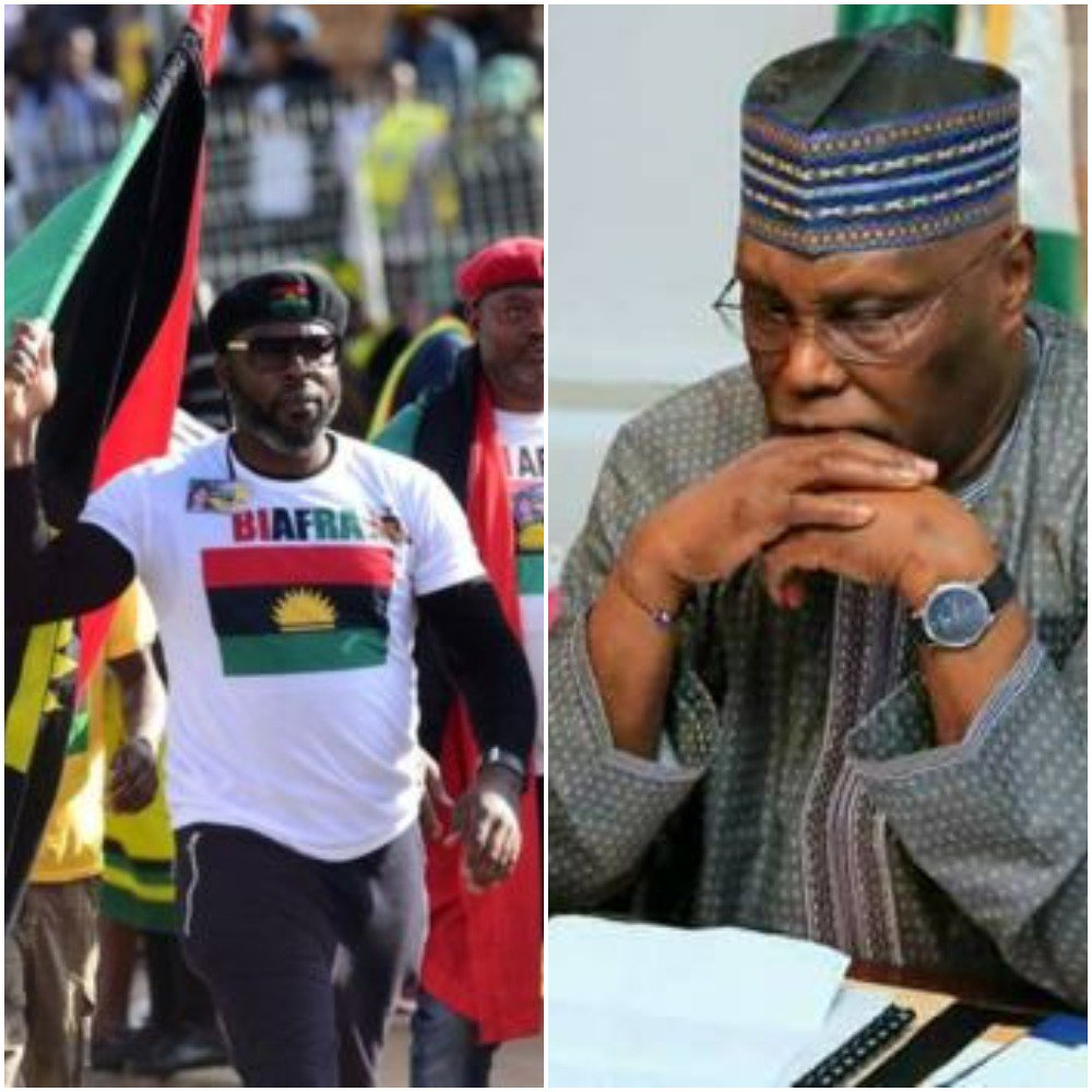 Photo of IPOB reacts to APC's claim that Atiku is not Nigerian