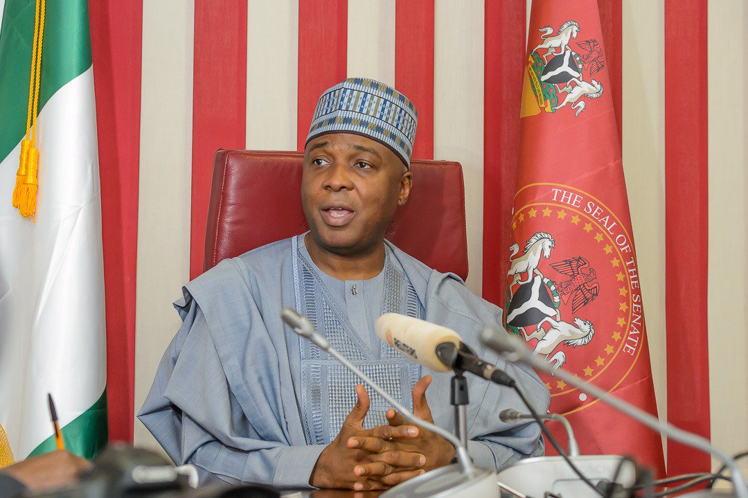 Photo of Saraki urges Nigerians to hold their leaders accountable