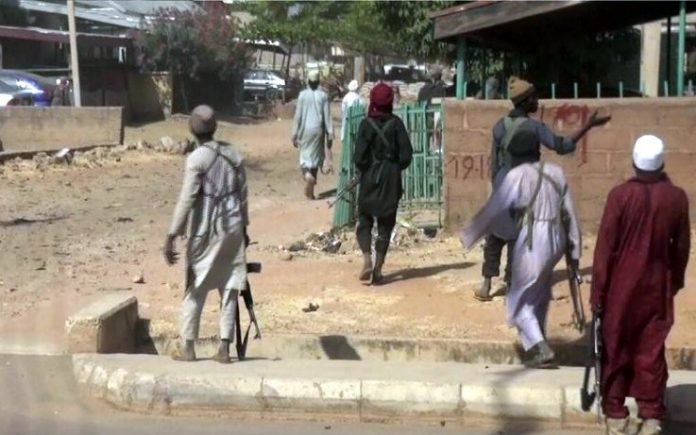 Six killed in fresh Boko Haram attack in Borno