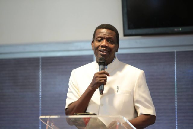 Photo of DID PASTOR ENOCH ADEBOYE BETRAY CHRISTIANS TO BRING BUHARI TO POWER? By Mr Tony Maguaje