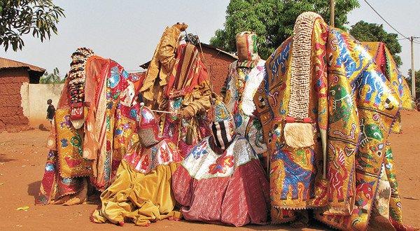 Anambra community bans masquerades, gives reasons