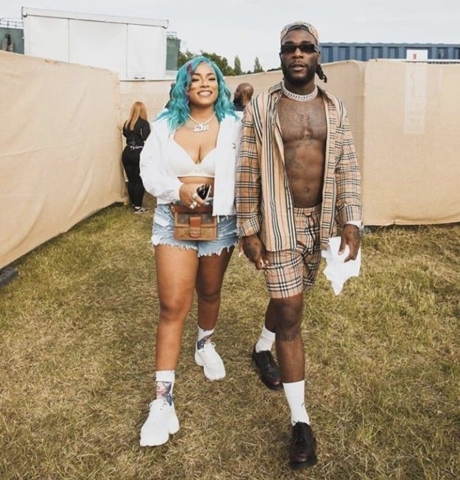 Photo of Burna Boy And Steflon Don Step Out In Style   Photos