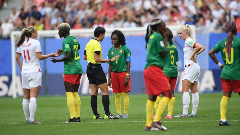 Photo of FIFA probes Cameroon's Lionesses for misconduct