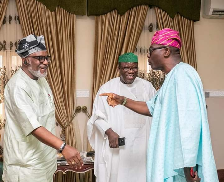 Photo of Akeredolu emerges Chairman, South West Governors' Forum
