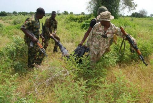 Nigerian troops overpower Boko Haram in Yobe