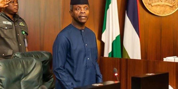 Osinbajo praises two Nigerian States, give reasons