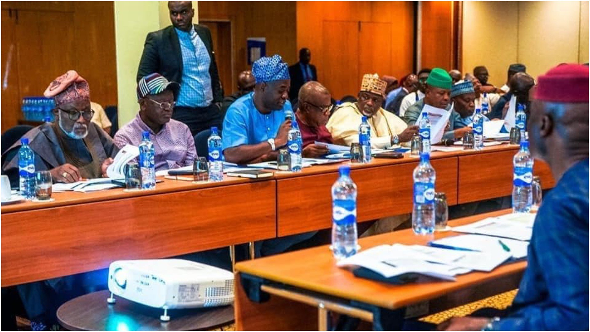 Details of Nigerian governors meeting with World Bank