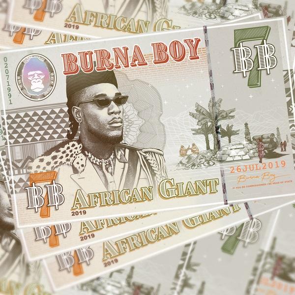 Photo of Burna Boy Features Damian Marley, Angelique Kidjo, Others In New Album