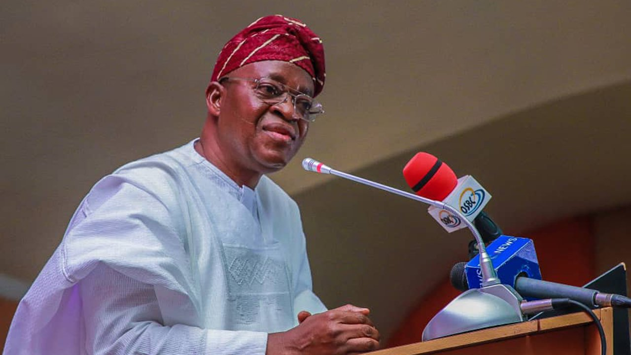 Photo of Nigerians will benefit a lot from Aregbesola as minister – Oyetola