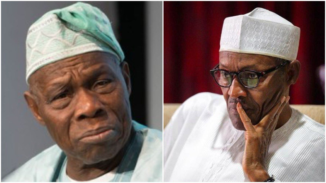 Photo of Obasanjo raises alarm in another open letter to Buhari [Full text]