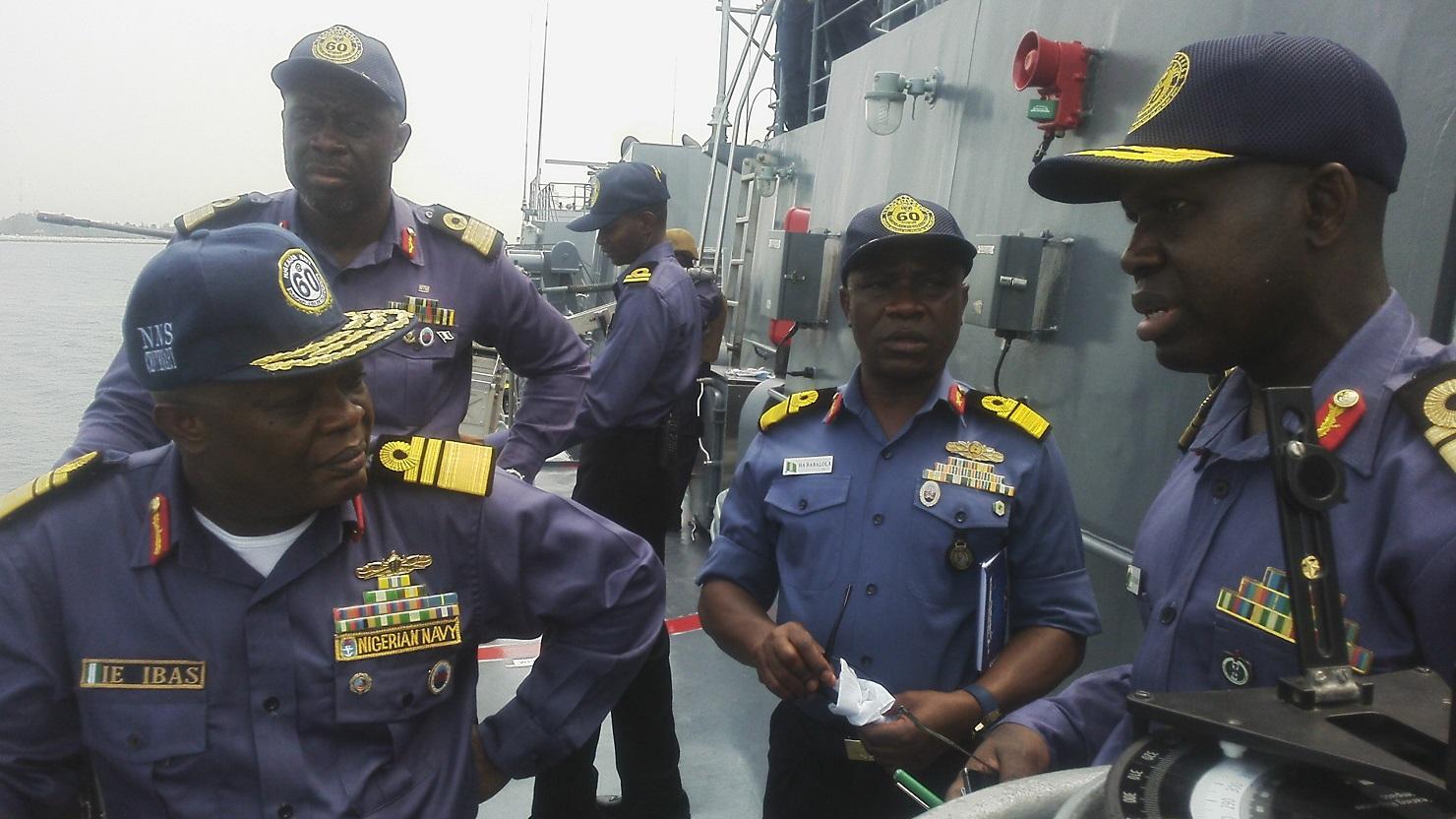 Nigerian Navy Arrests 130 Vessels In Two Years