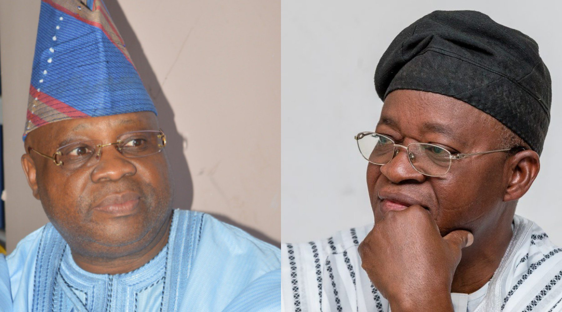 Photo of Oyetola wins as Supreme Court rules in Adeleke's suit against Governor