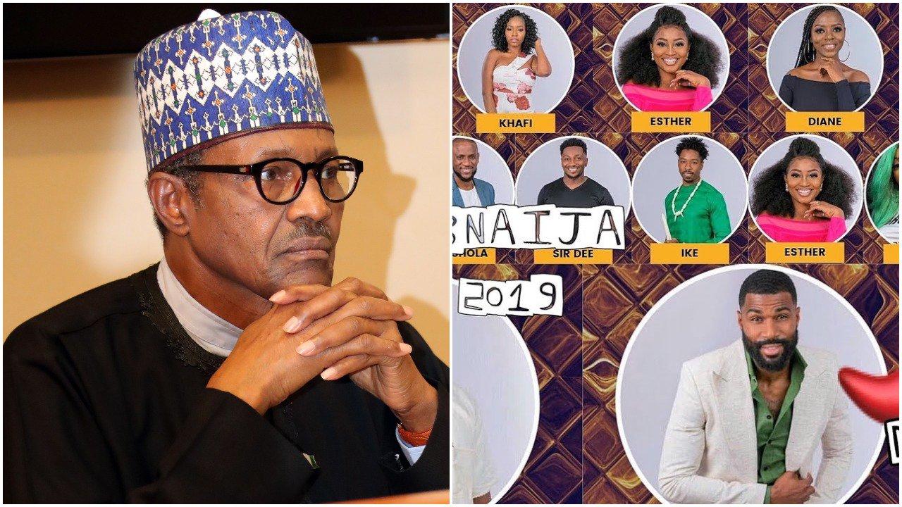 Photo of Nigerians React To MURIC's Call On Buhari To Stop BBNaija
