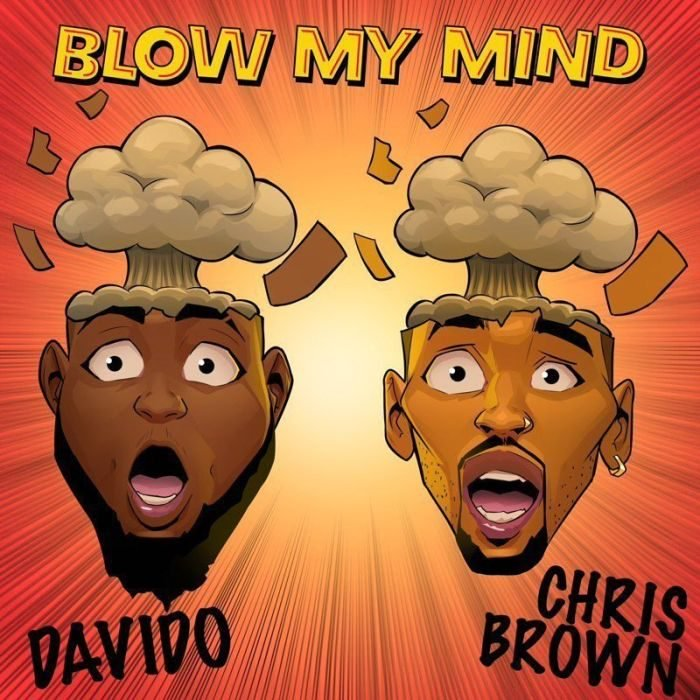 Photo of Davido, Chris Brown Collaborate On New Song 'Blow My Mind'
