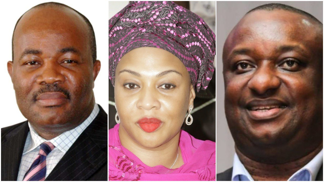 Photo of Nigerians react to Buhari's nomination of Akpabio, Keyamo, Saraki, others