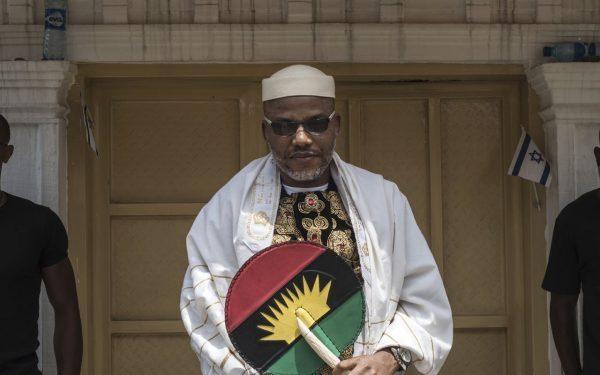 "Photo of ""Tinubu Should Stop Spreading Anti-Igbo Falsehood"" – Nnamdi Kanu Flays APC National Leader"