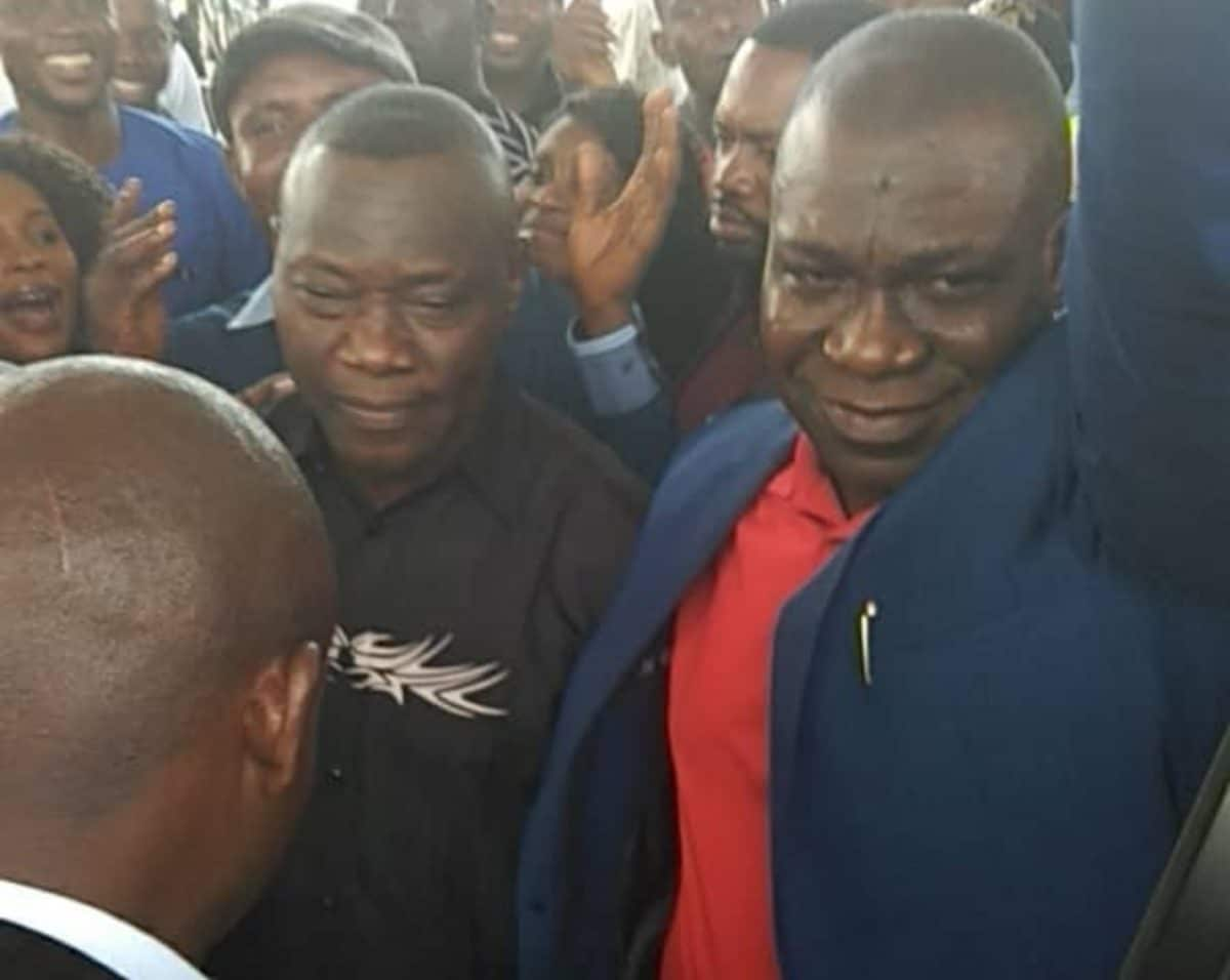 Photo of Nnamdi Kanu, IPOB under attack for assaulting Ekweremadu in Germany