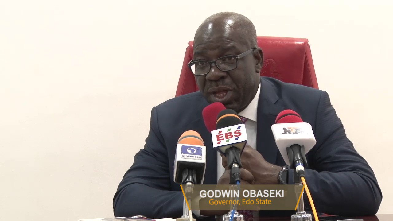 Photo of Gov. Godwin Obaseki Sued For Certificate Forgery