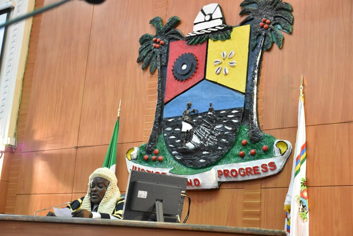 Lagos Assembly ends screening of Gov. Sanwo-Olu's cabinet nominees