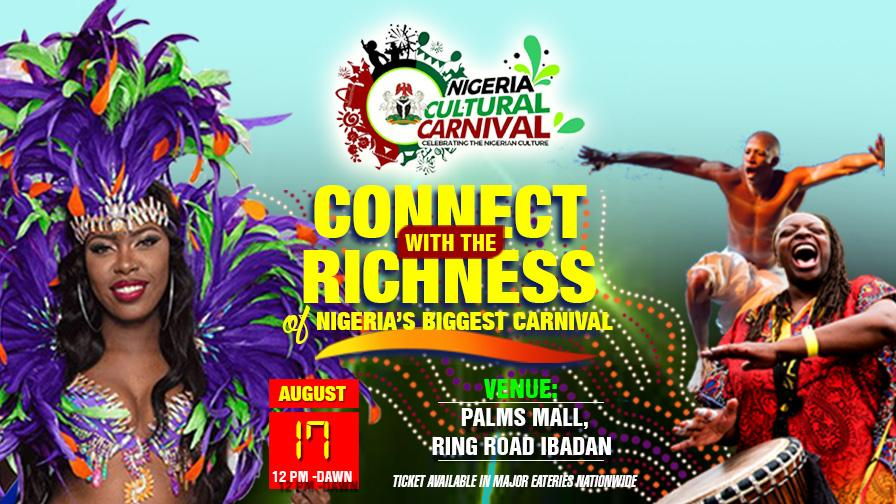 Photo of Osun Cultural Carnival Rebrands To Nigeria Cultural Carnival, Announces New Plans