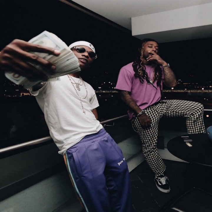 Photo of Wizkid X Ty Dolla Sign – Ride It