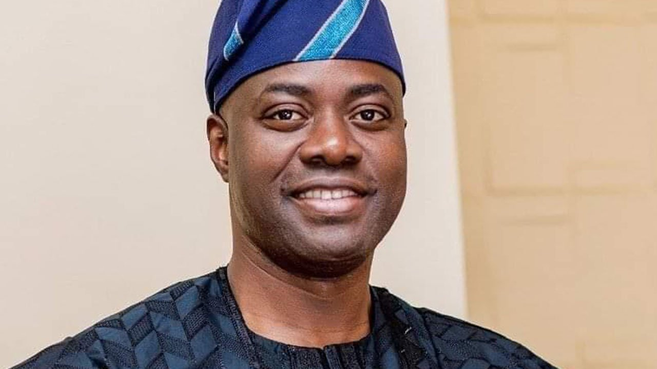 Why I'm still in constant communication with Ajimobi – Makinde
