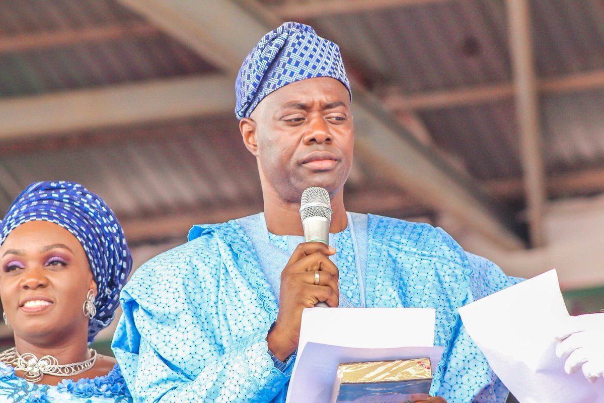 Makinde approves N60m bursary for Oyo law students